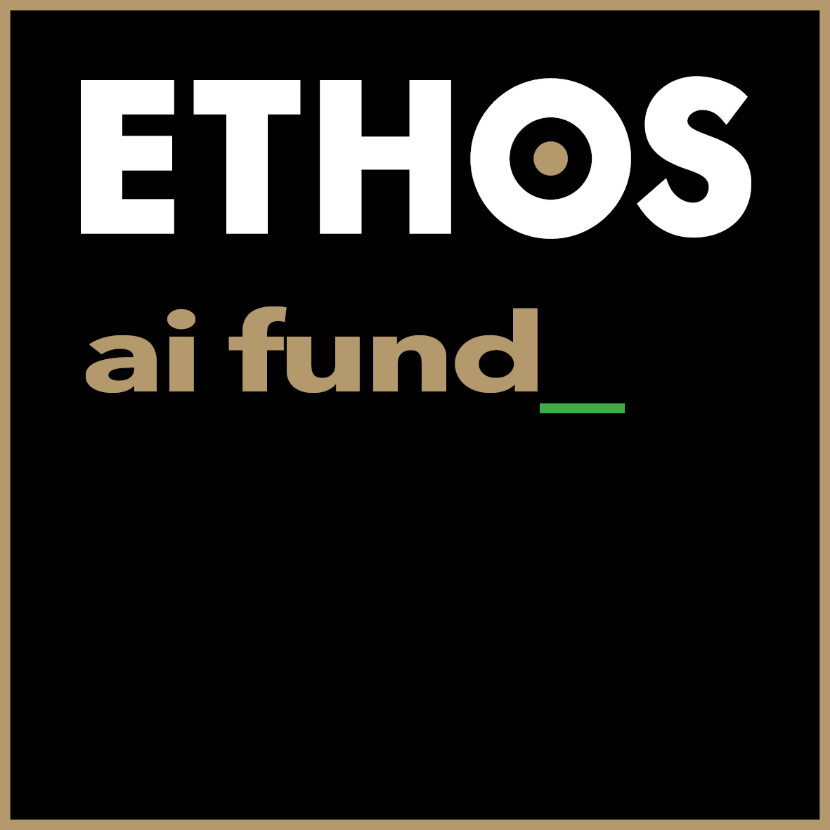 Ethos launches AI Fund to focus on Digital Industrial Revolution